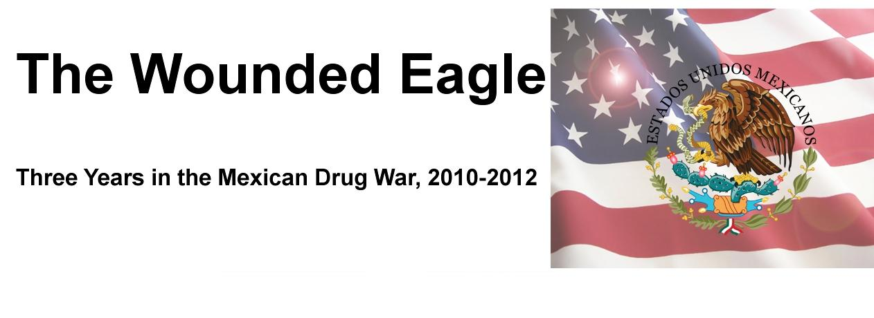 The Wounded Eagle logo